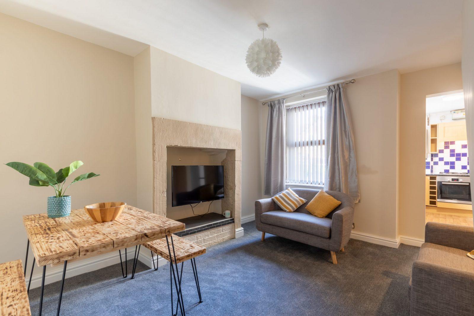 7 vincent street lounge Lancaster Student Accommodation
