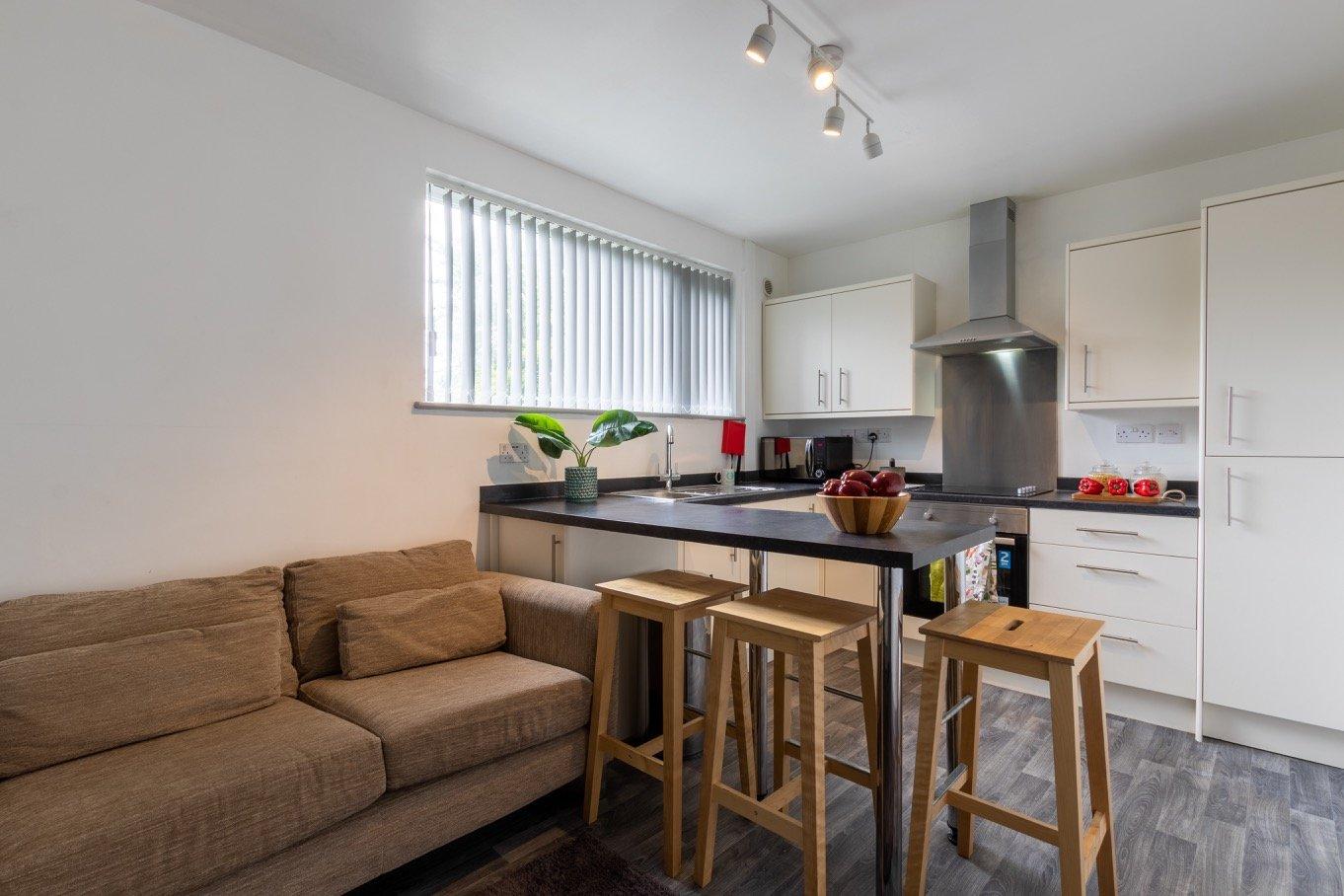 5 Lentworth House Lancaster Student Apartment