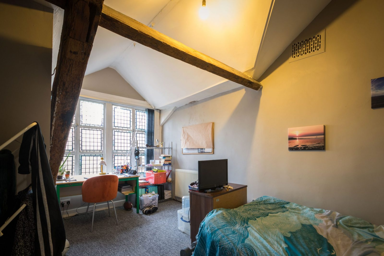 Flat 3 23 Castle Hill Lancaster City Centre Student Accommodation